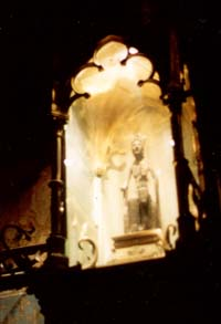 The Dark Madonna of Rocamadour